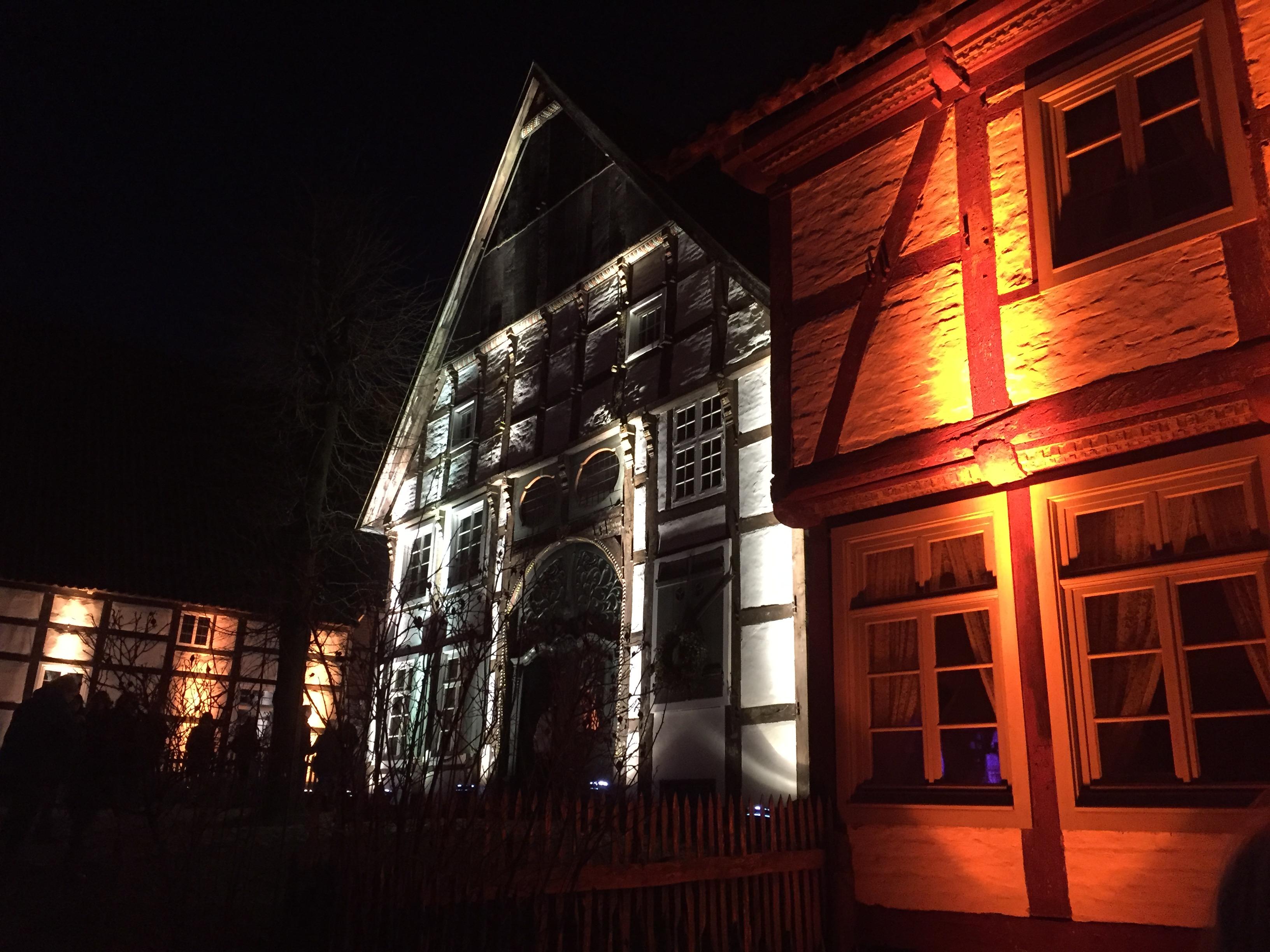 Besuch des MuseumsAdvent im LWL Freilichtmuseum Detmold