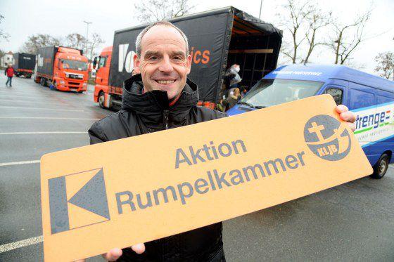 Aktion Rumpelkammer 21.01.2017
