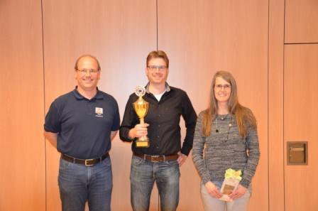Stefan Brink gewinnt Doppelkopfturnier