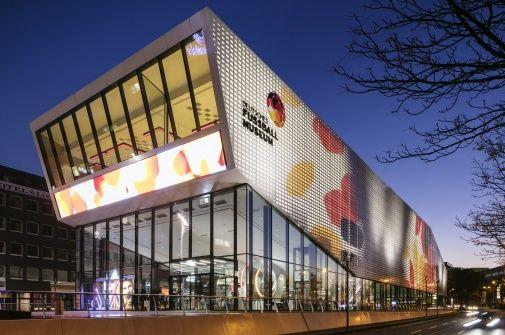 Besuch des Deutschen Fußballmuseums in Dortmund