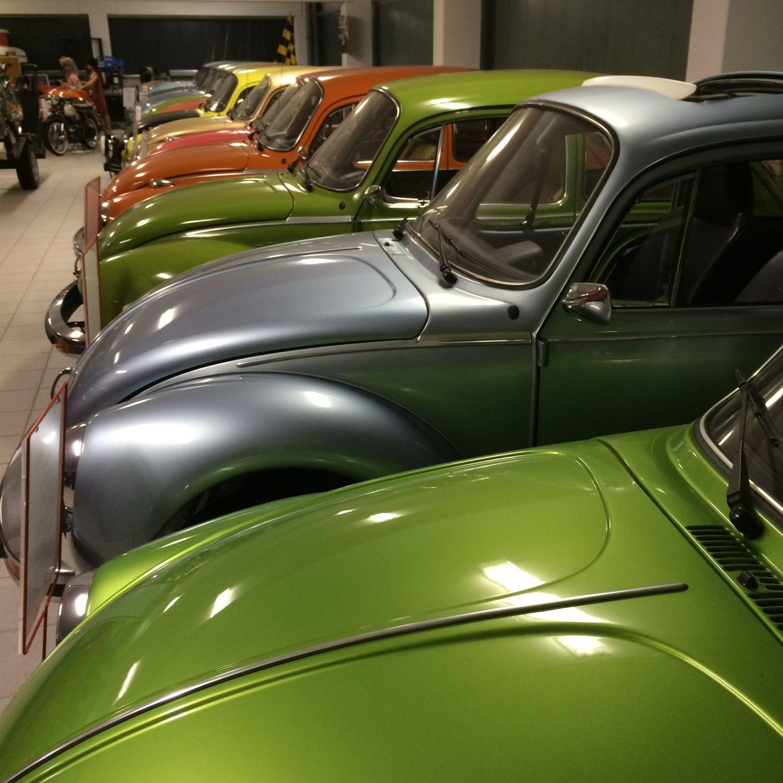 Besuch VW Museum in Kaunitz